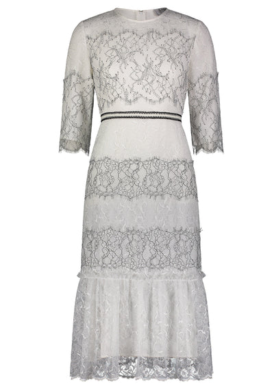 RR • Estate Chantilly Lace Dress