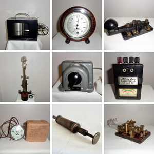 Vintage Tech New In At Mullard Antiques and Collectibles