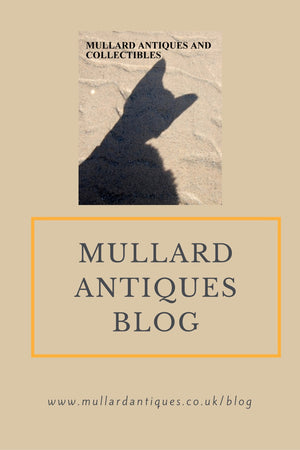 The Mullard Antiques Blog