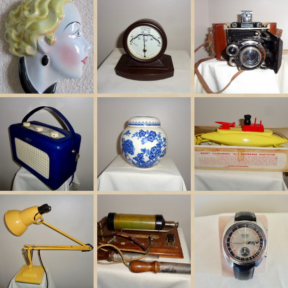 Welcome to the New Mullard Antiques Online Shop!