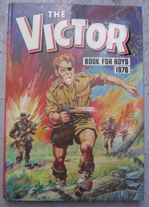 The Victor Book For Boys 1976