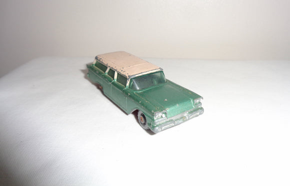 Lesney Matchbox Model No. 31 American Ford Station Wagon