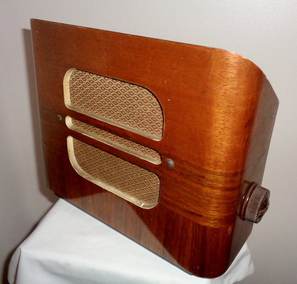 1950s Bedford Stentorian Baffle Low Impedance Loudspeaker By Whiteley Boneham