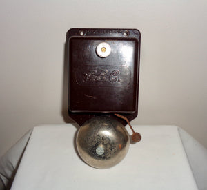 Vintage Working GEC Electric Butler Alarm Internal Door Bell