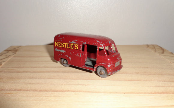 Lesney Matchbox Model No. 69 Commer 30CWT Nestle Van