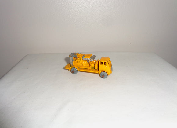 1960s Benbros Mighty Midget Model No. 32 AEC Compressor Wagon