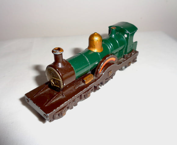 Lesney Matchbox Model Of Yesteryear Train Y-14: 1903 Duke Of Connaught Locomotive