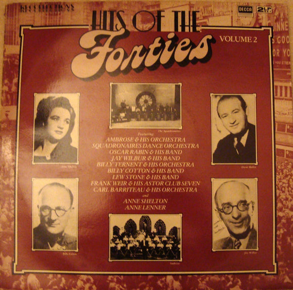 Hits Of The Forties Volume 2 Decca