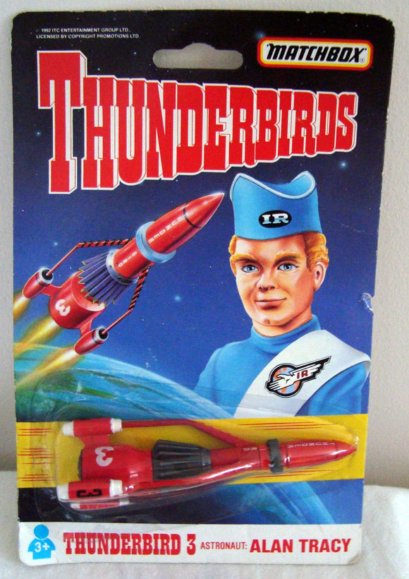 1990s Matchbox Thunderbird 3