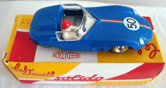 Solido Model Car Reedition 1959 Panhard DB 1/43 scale