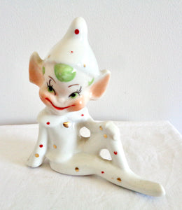 Vintage Pottery Elf / Pixie Made in the Irish Republic