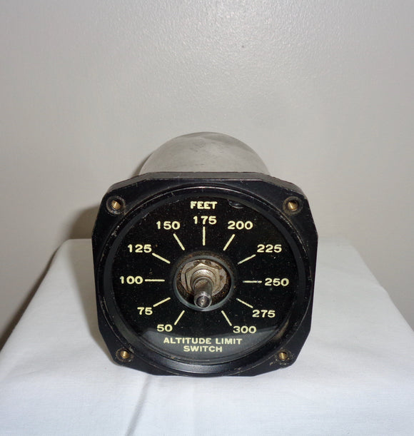 WW2 Grumman TBF Avenger Altitude Limit Switch SA-1A/ARN-1 110FB/386 50-300 Feet