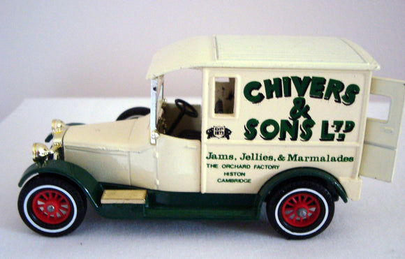 Matchbox Lesney Model Y-5 1927 Talbot Chivers & Sons