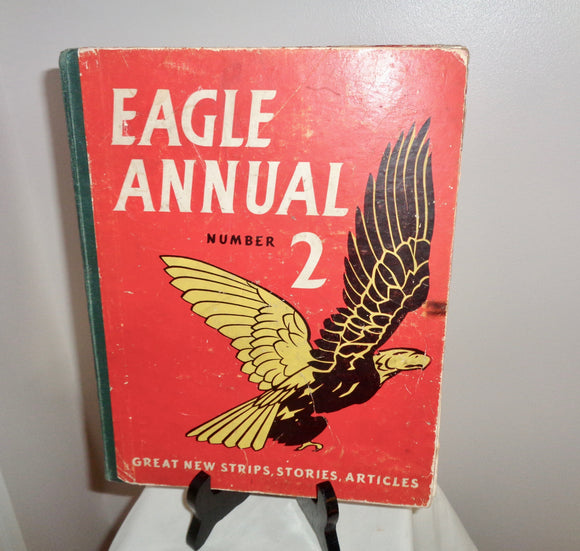 1952 Eagle Annual 2 By Marcus Morris