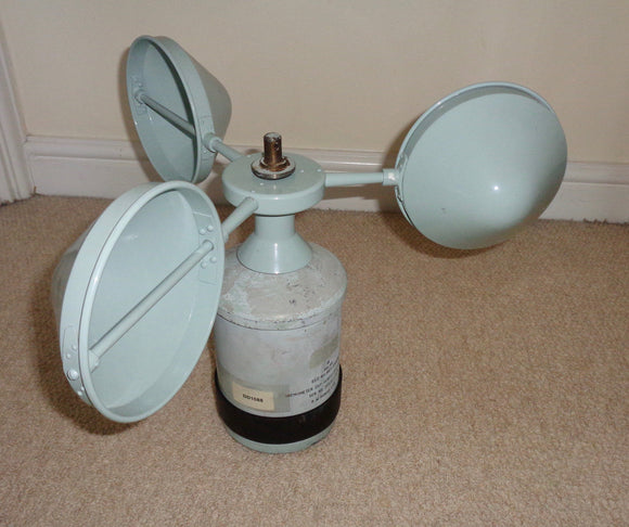 Boxed Munro Mark 4A RAF Contact Cup Anemometer