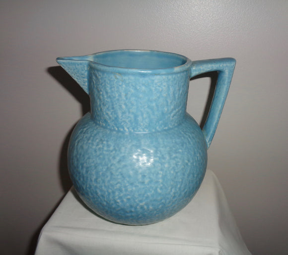 1940s Kensington Ware Blue Classic Model 24 Jug