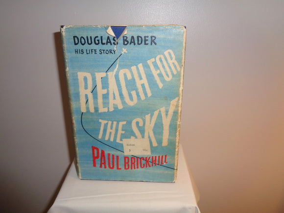 1954 Douglas Bader Reach For The Sky by Paul Brickhill