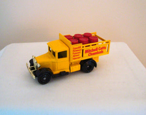 Vintage Lledo Promotional Model Truck Mitchell Cotts