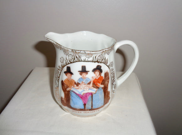 Antique Welsh Tea Party Creamer 1260/II