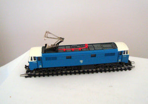Vintage N-Gauge Lima E3185 4S68 Pantograph Electric Locomotive
