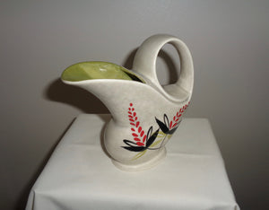 Crown Devon 1950s Pottery Milk Jug