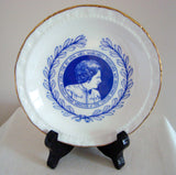 Vintage Royal Doulton Pin Dish Commemorating Margaret Thatcher