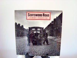 1986 Book Scotswood Road Photographs By Jimmy Forsyth