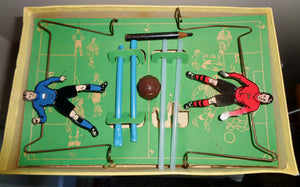 1950s Boxed Marchant Games Blow Football Game