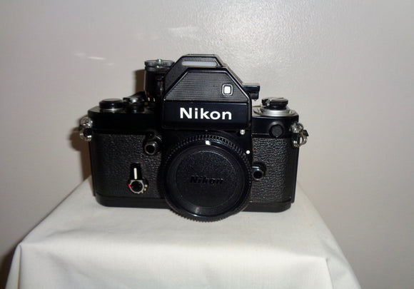 Nikon F2S Photomic 35mm SLR Camera With DP2 Finder