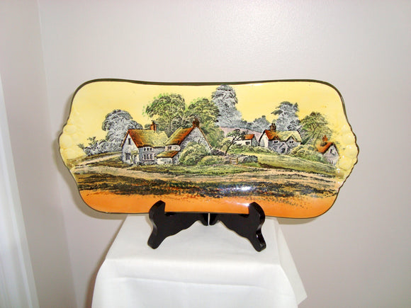 1930s Royal Doulton Sandwich Tray