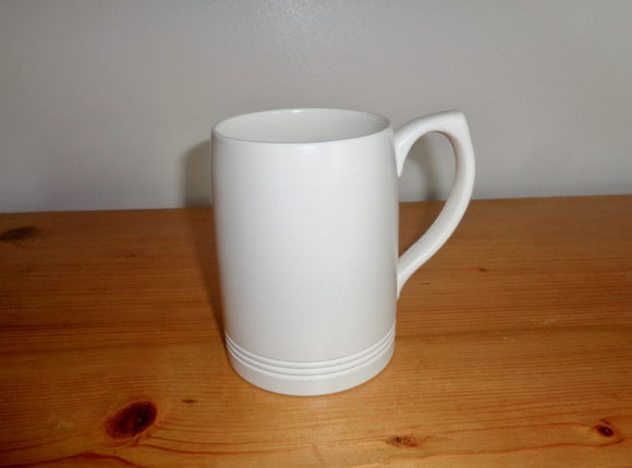 1930s Art Deco Wedgwood Keith Murray Tankard Mug
