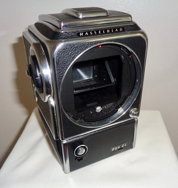 1970 Hasselblad 500EL SLR Medium Format Roll Film Camera Body