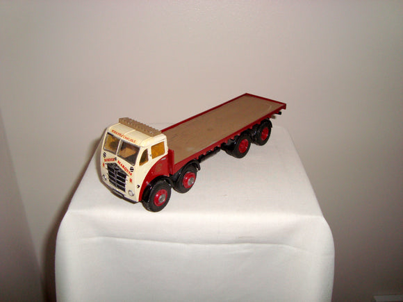 Vintage Model Foden Lorry By Motorways of Stroud