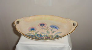 1950s Royal Winton Grimwades Two Handled Plate