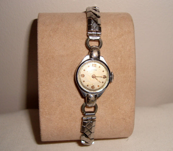 Vintage Cyma Ladies Watch Stainless Steel