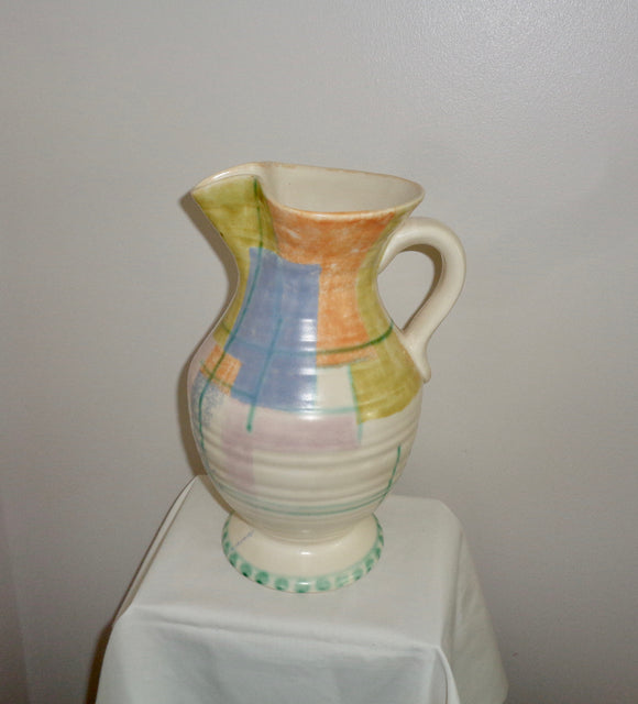 1930s Beswick Trentham Art Pottery Pinch Neck Ruth Jug