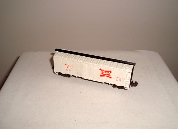 Vintage Atlas N-Gauge Miller High Life Container Wagon