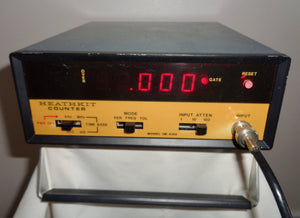1970s Heathkit Frequency Counter 1M-4100 series U9824