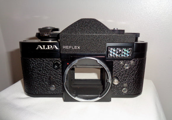 Alpa Reflex Model 6C 35mm Film SLR Black Camera Body