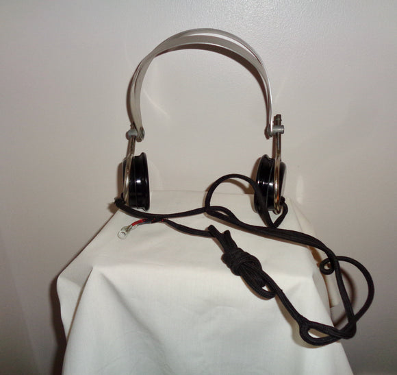 SG Brown Head Phones Type F R4000 Ohms