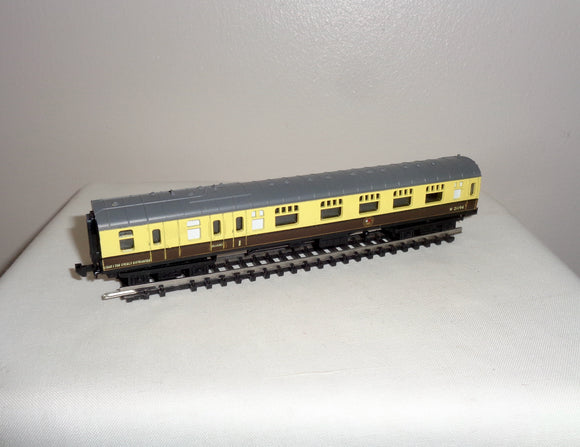 1970s Boxed N-Gauge Hornby Minitrix model N302 Coach
