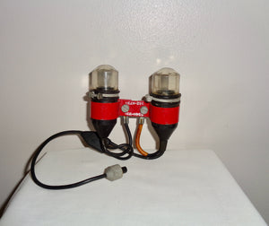 1950s Jet Aircraft Twin Navigation Lamp NATO Number 5340-99-952-8730