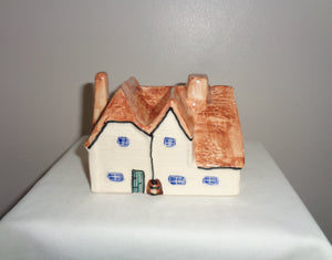 John Putnam Heritage House Pottery Weatherboard Farmhouse 1978