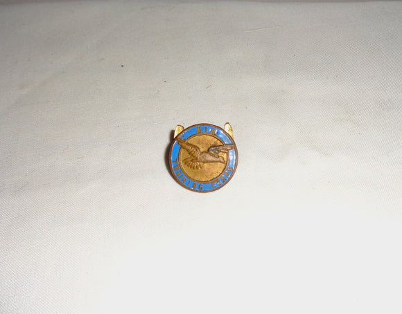 Vintage Air Training Corps Enamelled Lapel Badge