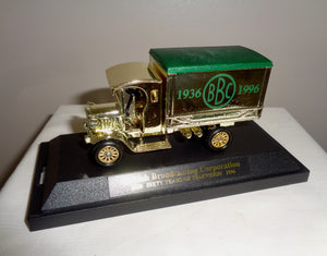 BBC Model Van Limited Edition 60th Anniversary Souvenir