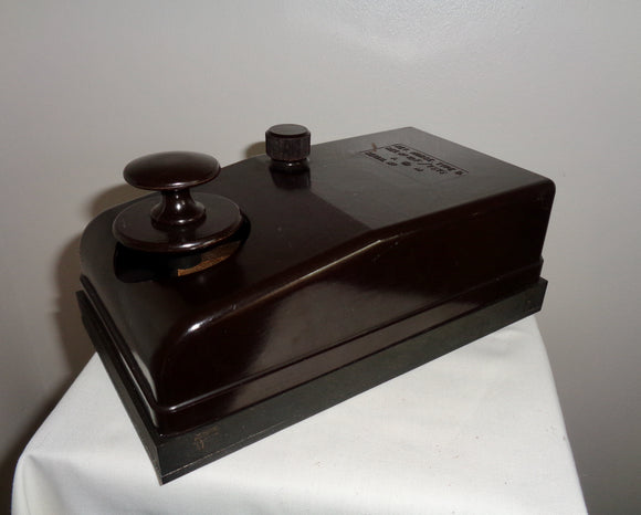 1940s Marconi Air Ministry D Type Morse Key