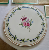Royal Worcester Sheridan Round Cake Plate