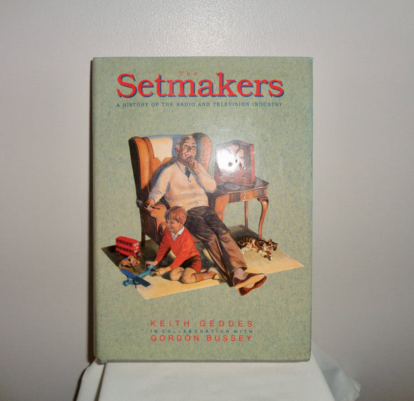1991 The Setmakers By Keith Geddes