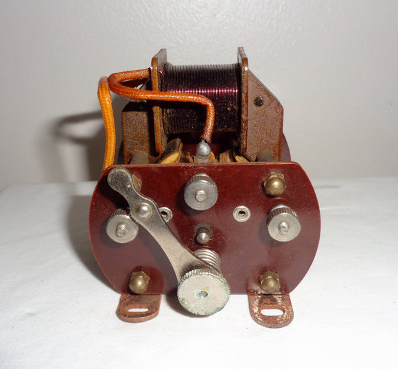 Vintage 4 Volt SEL Electric Motor No. 1260/RS