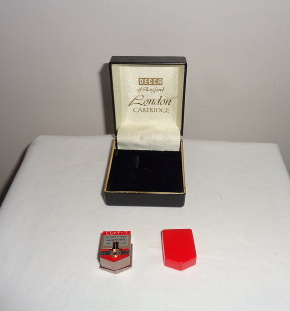 Vintage Decca London Gold Cartridge New Old Stock